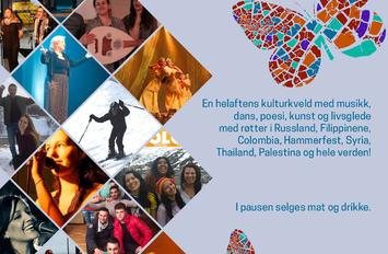 Mosaikk plakat