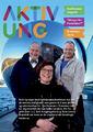 Bilde av omslaget til Aktiv Ung konferansemagasin 2016