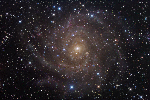 Den skjulte galaksen IC 342