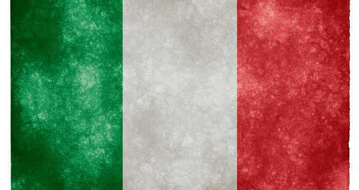 Italiensk flagg 2016