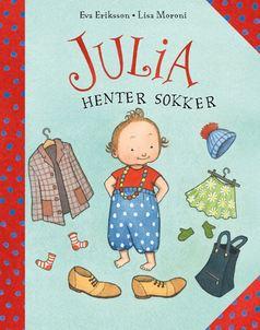 Julia henter sokker_web