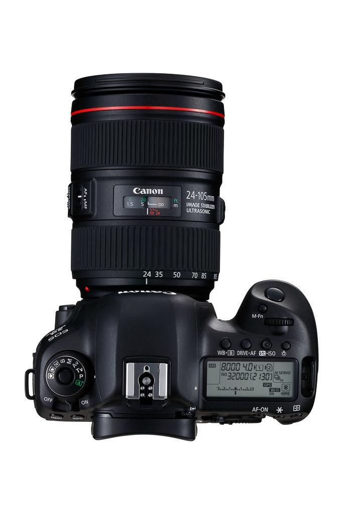 EOS 5D MkIV TOP w EF 24-105mm