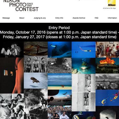 Nikon Photo Contest 2016-2017
