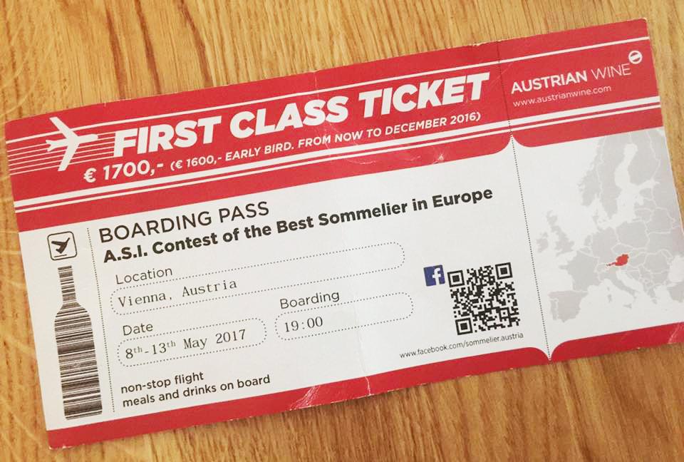 Ticket Austria
