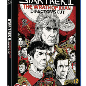 Star Trek - the Wrath of Khan, director\\\\\\\'s cut _397x600