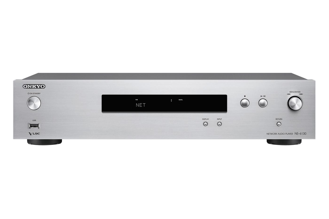 Onkyo NS-6130 S  nettverksspiller  sølv 811918253.jpg