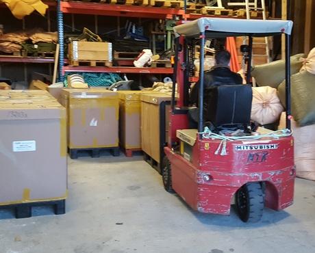 God planlegging av lagring og godshåndtering er et must