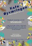 Kafe Øyværingen 30 november