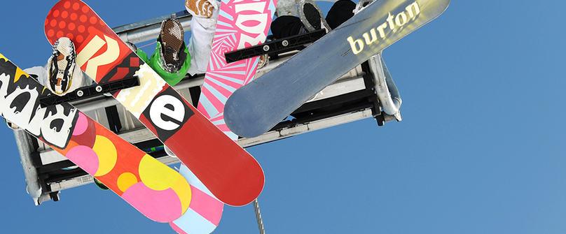 Snowboardilufta