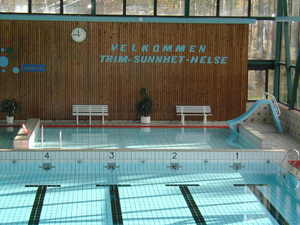 Barduhallen basseng store og lille