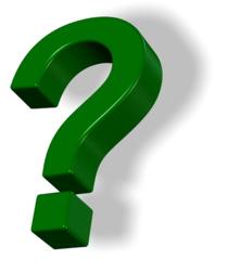 Bilde av spørsmålstegn