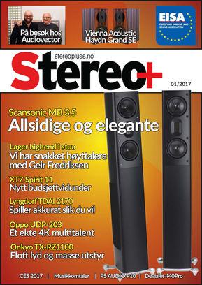 Stereo+ Nr 1 - 2017