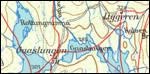 Oslo Nordmark skikart 1962.