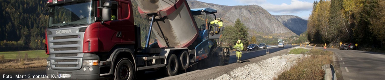 RV  9 asfaltering