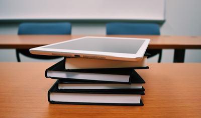 Bøker og IPAD
