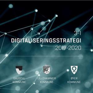 Digitaliseringsstrategi 2017 - 2020