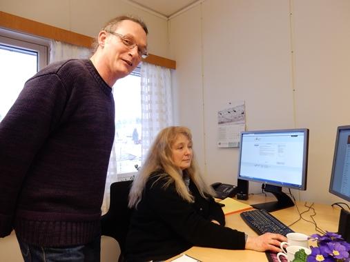 Eirik Stendal og Gerd Bente Jakobsen