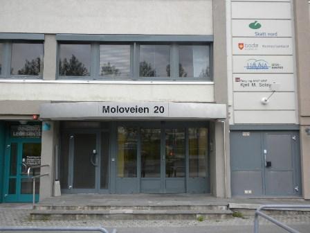 Moloveien 20 i Bodø