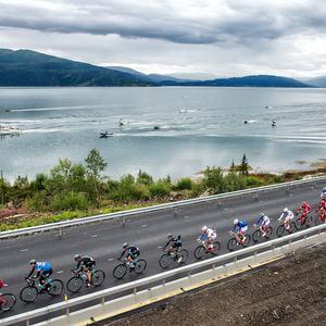 Arctic Race of Norway 2016 – 13/08/2016 – Troisième étape : Nesna/Korgfjellet (160 km) – Norvège