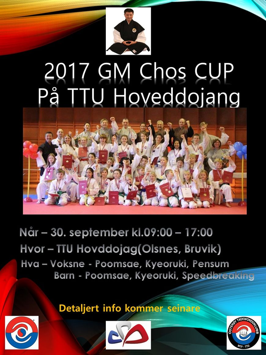 2017 GM Chos cup