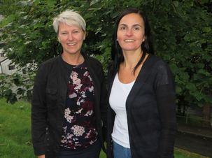 Bilete av Ann Marit Mehus Lie og Anne Hedvig Faugstad