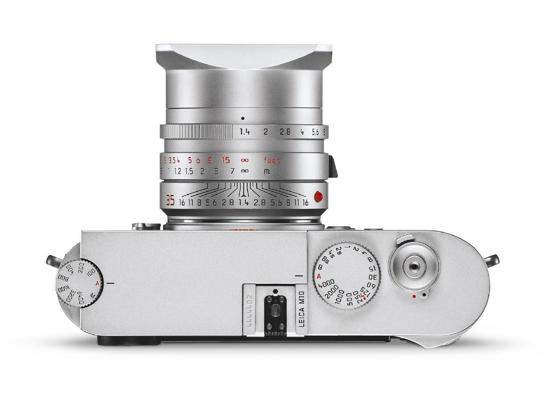 20001_Leica M10_silver_Summilux-M_35_top_RGB.JPG
