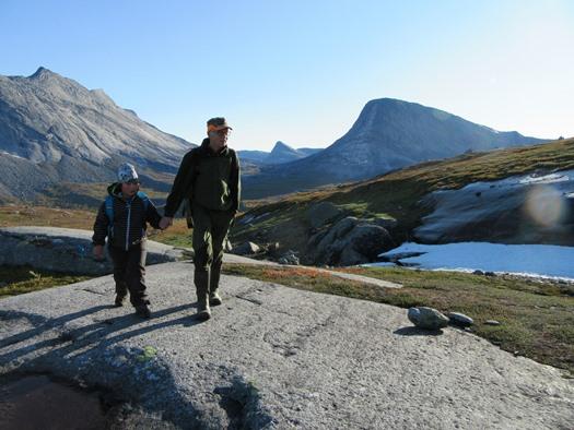 Nordsia oppvekstsenter på tur til Kautulus