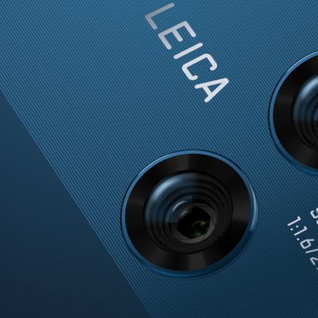 To lyssterke Leica-objektiver og kunstig intelligens gir Mate 10 Pro unik automatikk.