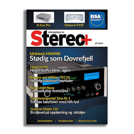 Stereo+ Nr 7 - 2017