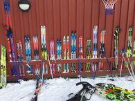 Mosjordet barnehage - vinterbilde