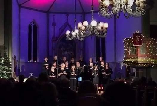 Julekonsert med Sangria