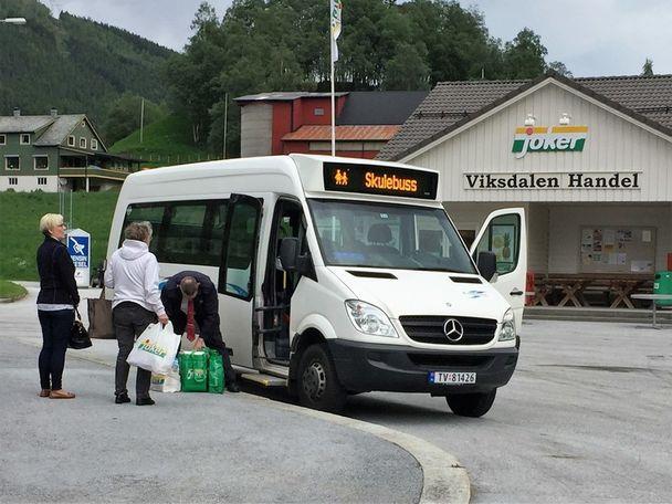 Serviceskyss i Viksdalen