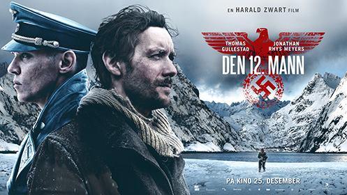 Kinoplakat den 12 mann