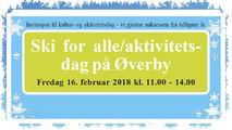 Ingressbilde til invitasjon til Aktivitetsdag på Gjøvik