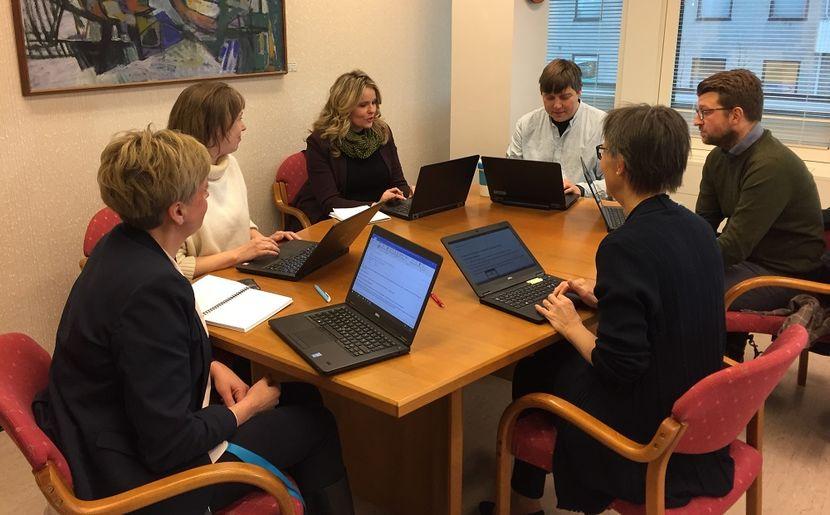 Arbeidsgruppe for administrativ organisering
