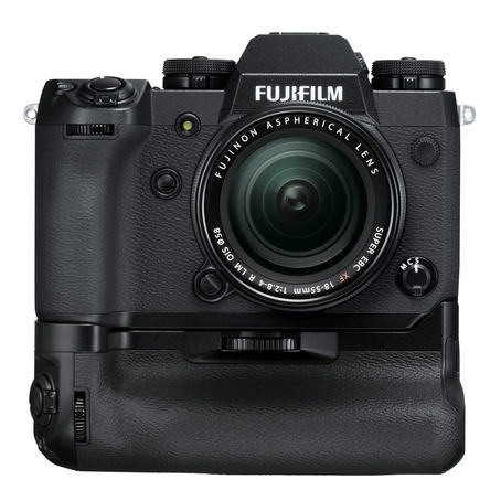 X-H1_Black_Front+VPB-XH1+XF18-55mm