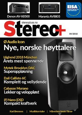 Stereo+ Nr 4 - 2018
