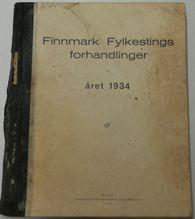 FFK forhandlingsprotokoll 1934