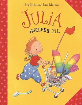 Julia hjelper til WEB
