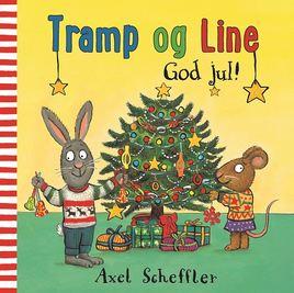 Tramp og Line_God jul! WEB