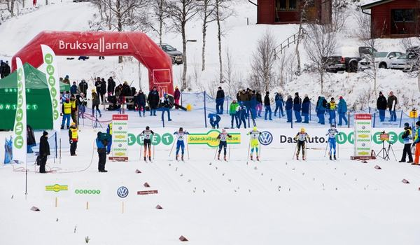 Nu är det bara en dryg vecka kvar till säsongspremiären i Bruksvallarna. FOTO: Jocke Lagercrantz.
