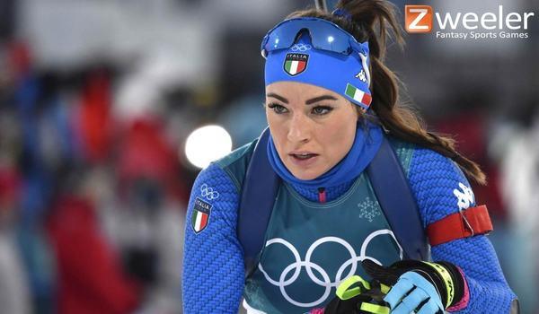 I Fantasy Biathlon kan du starta ditt eget skidskytte-team med 15 åkare och öka spänningen än mer när du följer skidskyttetävlingarna frånNove Mesto.