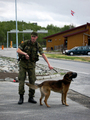 Border guard - Norway