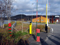 Russian-Norwegian border