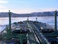 A giant approaching Kirkenes