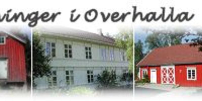 Prosjekt eldre bygninger i Overhalla