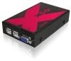 VGA USB UTP extenders