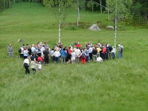 Omvisning Foto: © Harald Gjerde (2004)