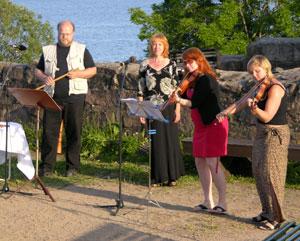 Olsokkonsert 2004 Foto: Tor Øystein Olsen