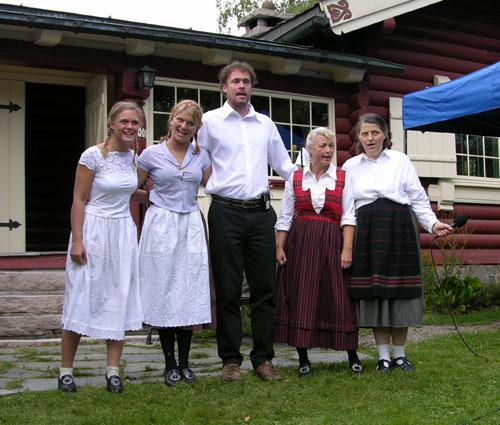 Prøysenkonsert Foto: Tor Øystein Olsen